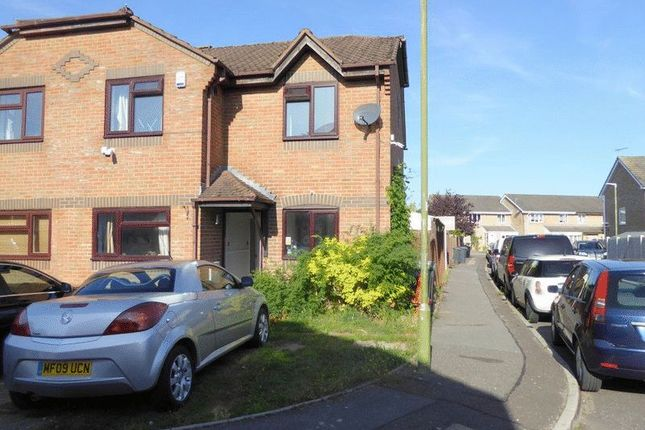 Thumbnail Semi-detached house for sale in Twyford Close, Bournemouth