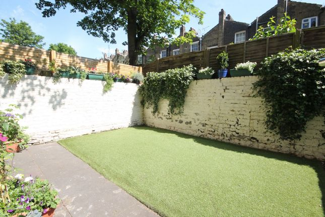 Garden of College Place, Camden Town NW1