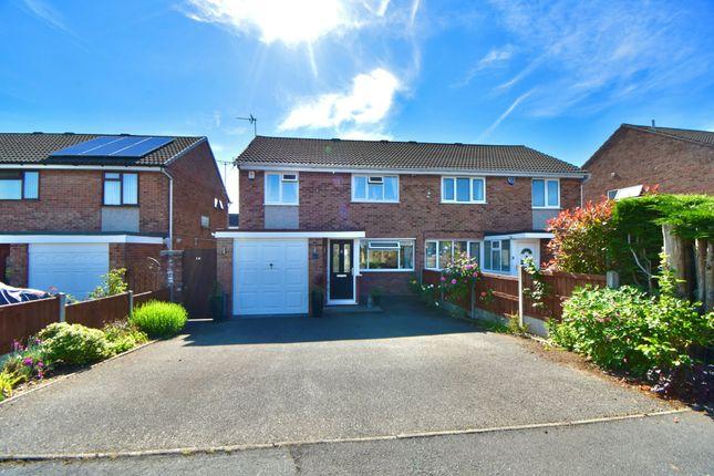 3 bed semi-detached house for sale in Regency Gardens, Yardley Wood, Birmingham B14