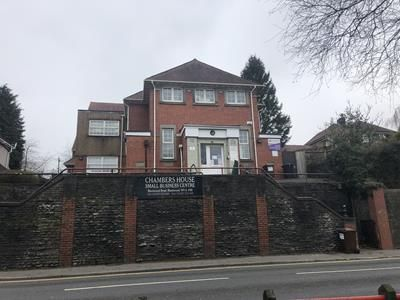 Thumbnail Office for sale in Chambers House, 49 Blackwood Road, Blackwood