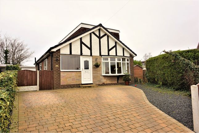 Thumbnail Detached bungalow for sale in Ash Royd, Rothwell