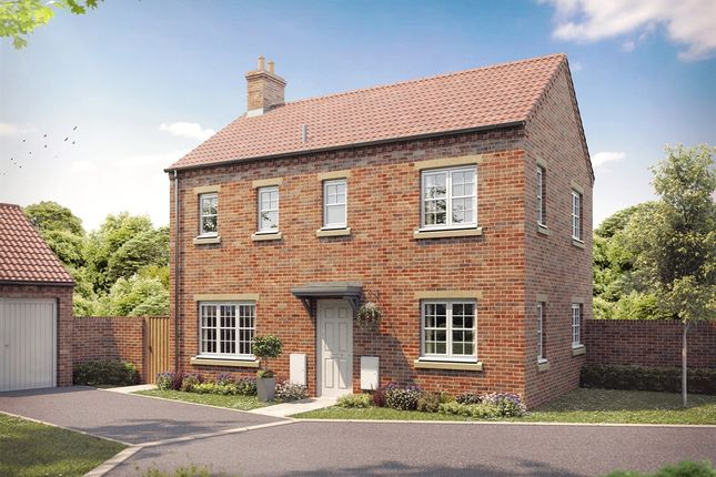 """Thumbnail Detached house for sale in """"The Flaxby"""" at Bishopdale Way, Fulford, York"""