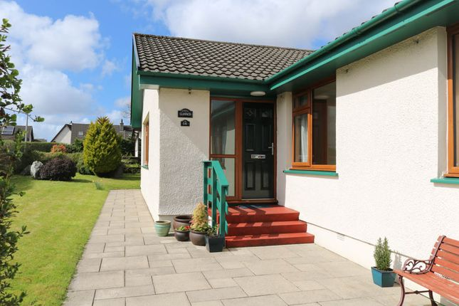 Thumbnail Detached bungalow for sale in 16 Glamaig Place, Portree