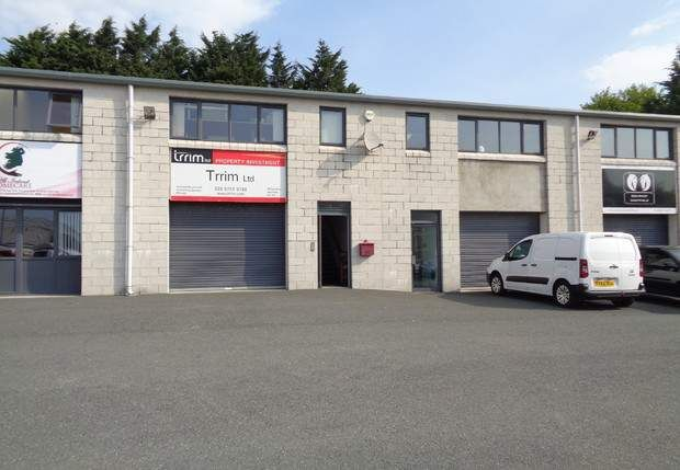 Thumbnail Warehouse to let in Units 22 & 23, Windmill Business Park, Windmill Road, Saintfield, Co Down