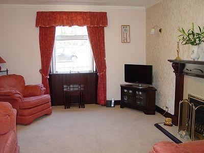 Lounge of Woodlea, 2 Park Crescent, Creetown DG8