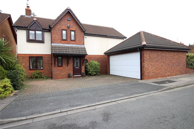 Thumbnail Detached house for sale in Appleby Green, Liverpool, Merseyside