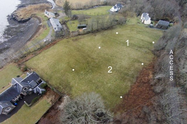 Land for sale in Bunavullin, Drimnin, Highland