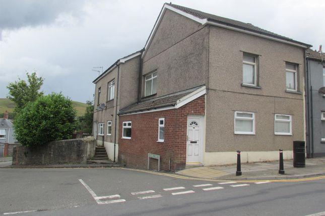 Thumbnail Flat for sale in High Street, Rhymney, Tredegar