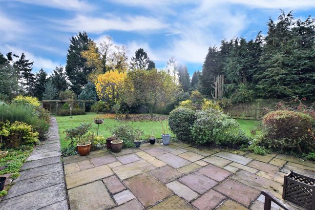 Rear Garden of Ranksborough Drive, Langham, Oakham LE15