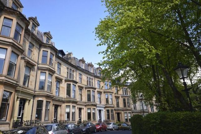 Thumbnail Flat to rent in 10 Athole Gardens, Dowanhill, Glasgow