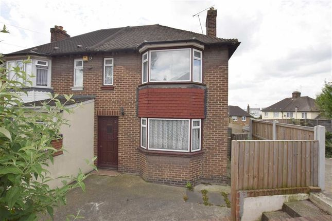 Thumbnail Semi-detached house for sale in Joslin Road, Purfleet, Essex