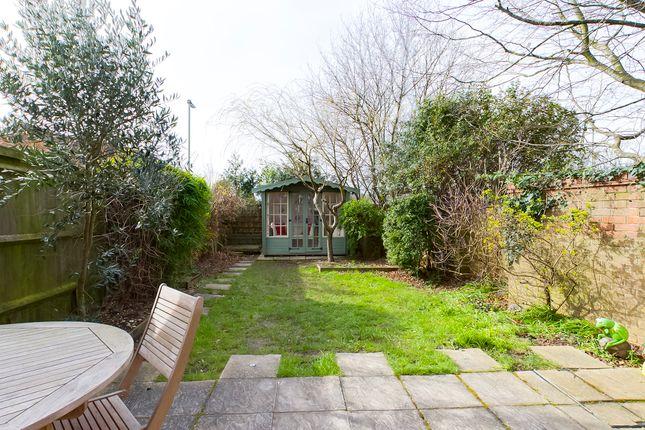 Garden of Cornflower Close, Locks Heath, Southampton SO31
