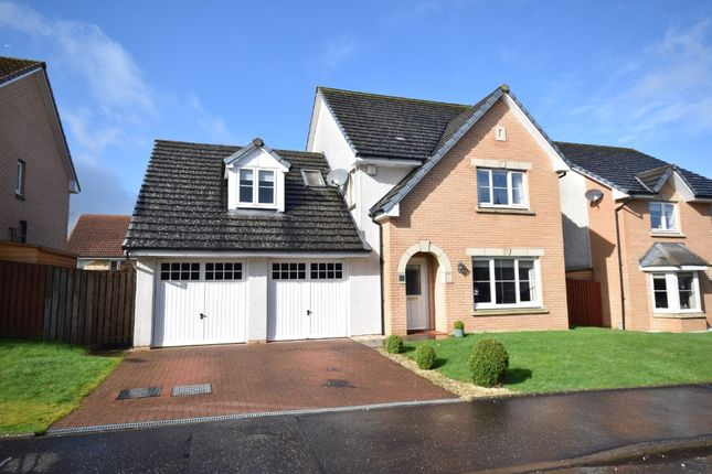 Thumbnail Detached house for sale in Callaghan Crescent, Jackton, East Kilbride