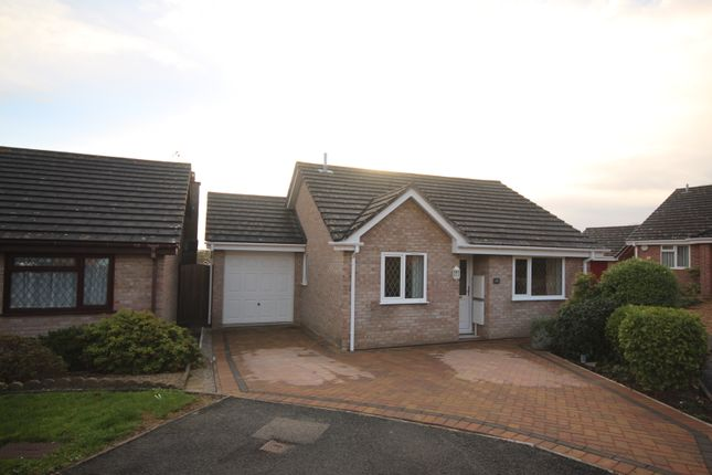 Thumbnail Detached bungalow to rent in Carlyon Close, Torpoint