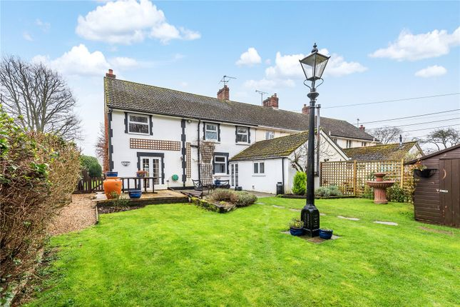Thumbnail Semi-detached house for sale in Severals Cottages, Swarraton, Alresford, Hampshire