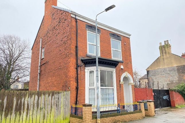 Thumbnail Detached house for sale in Grafton Street, Hull