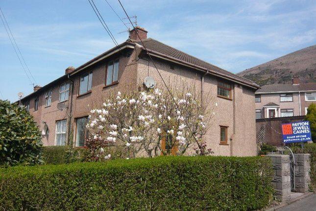 Thumbnail End terrace house to rent in Elba Avenue, Margam, Port Talbot