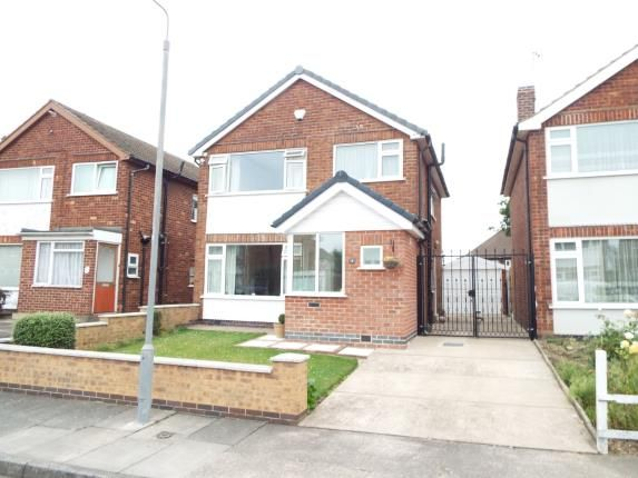 Thumbnail Detached house for sale in Silverdale, Stapleford, Nottingham