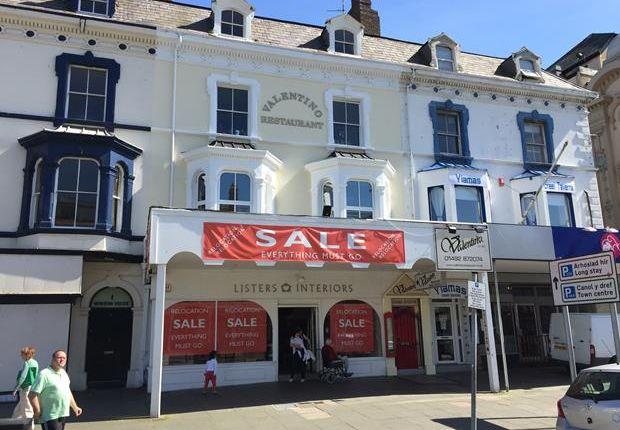 Thumbnail Retail premises to let in 3-3A, Gloddaeth Street, Llandudno