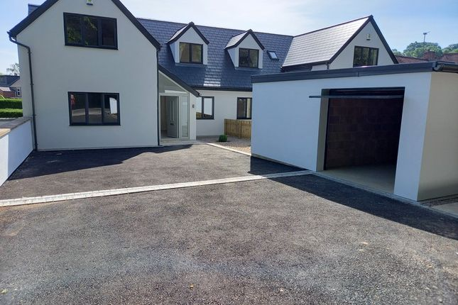 Thumbnail Semi-detached house to rent in Leckhampton Road, Cheltenham