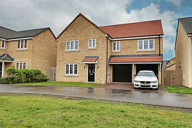 Thumbnail Detached house for sale in Richmond Way, Kingswood, Hull, East Riding Of Yorkshire