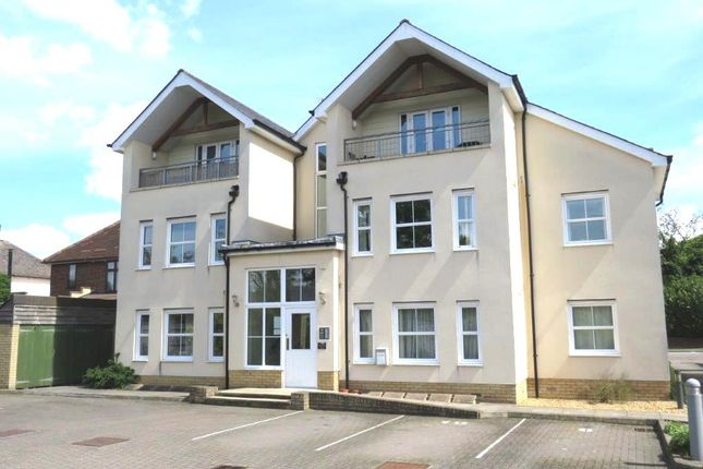 Thumbnail Flat for sale in Melbourn Road, Royston