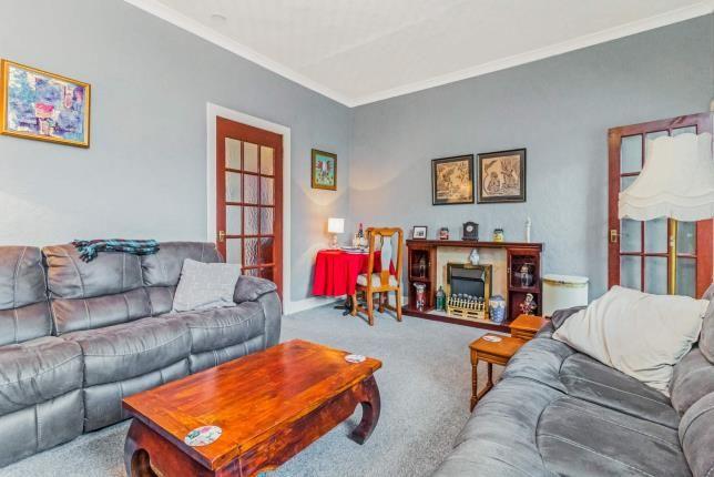 Lounge of Dean Road, Kilbirnie, North Ayrshire KA25