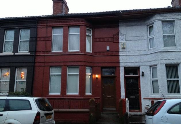 Thumbnail Terraced house to rent in Wadham Road, Bootle, Liverpool
