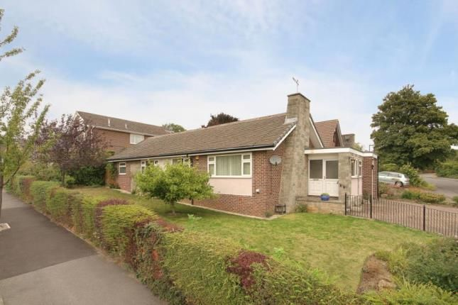 Thumbnail Bungalow for sale in Burlington Grove, Dore, Sheffield