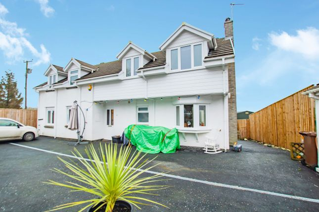 Thumbnail Detached house for sale in Gorrig Road, Pentrellwyn, Llandysul, Dyfed