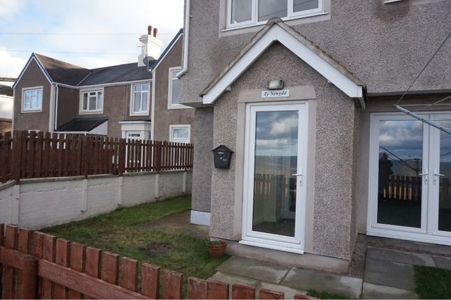 Thumbnail Semi-detached house to rent in Abergele Road, Abergele