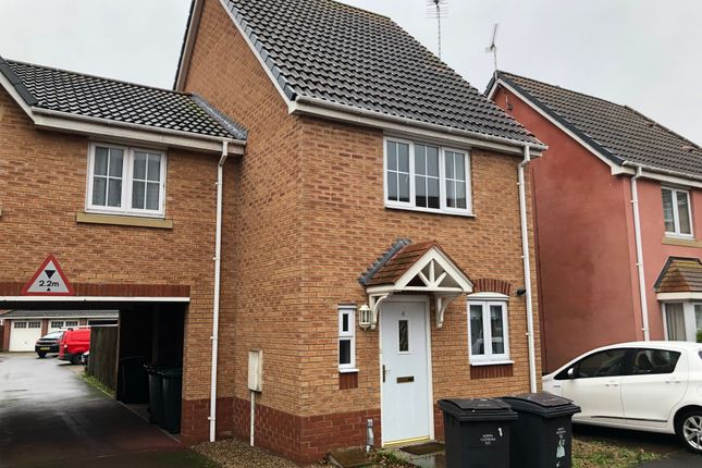 2 bed end terrace house to rent in Remus Court, North Hykeham, Lincoln LN6