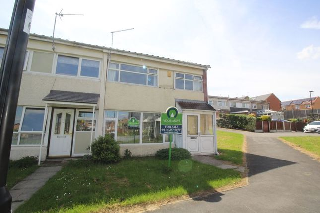 Thumbnail Terraced house for sale in Potters Gate, High Green, Sheffield