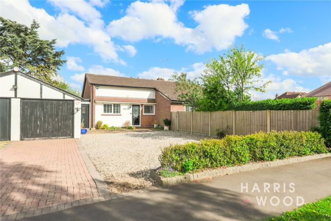 3 bed bungalow for sale in Chelmerton Avenue, Chelmsford, Essex CM2