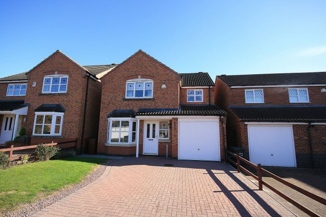 Thumbnail Detached house to rent in Veteran Close, Wootton, Northampton