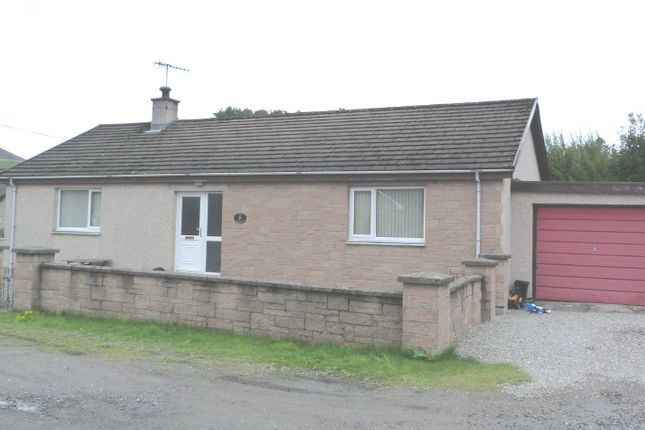Thumbnail Bungalow for sale in Strone Road, Newtonmore