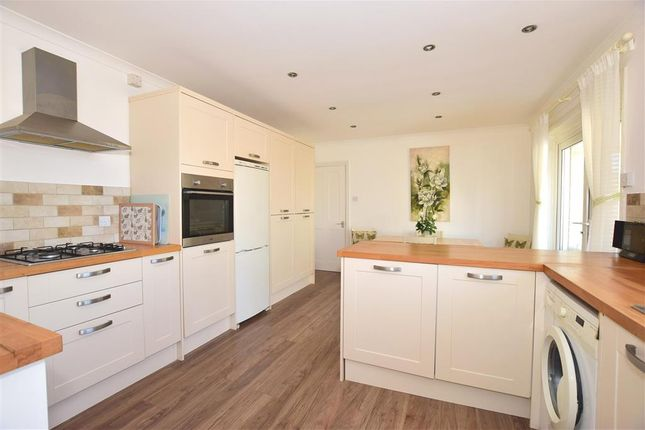 Thumbnail Detached bungalow for sale in Queens Drive, Brading, Isle Of Wight