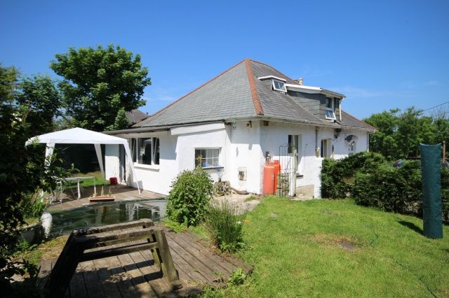 4 Bedroom Detached House For Sale In Otterham Camelford P