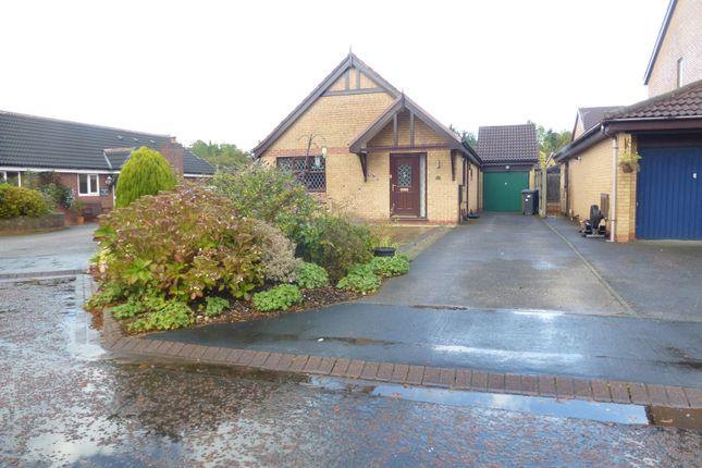 Thumbnail Detached bungalow for sale in The Oaks, Walton Le Dale