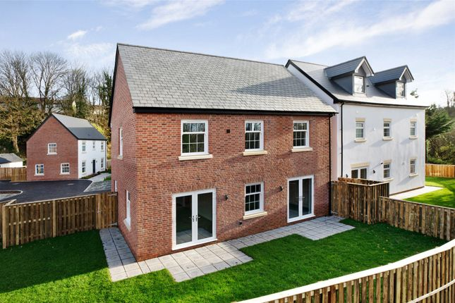 Thumbnail Detached house for sale in Mill Street, Ottery St Mary, Devon