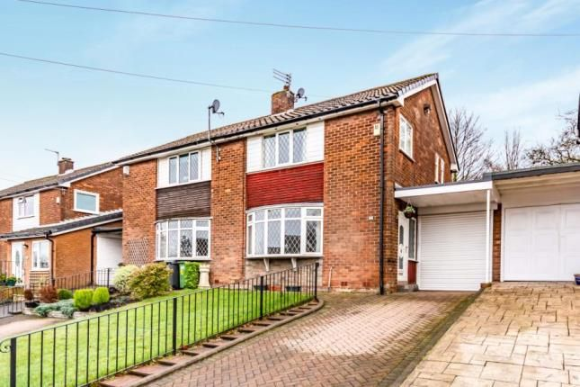 Thumbnail Semi-detached house for sale in Hillcrest, Hyde, Greater Manchester