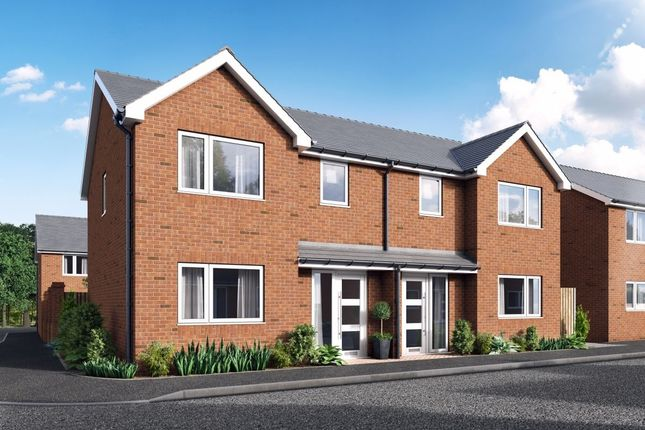 Thumbnail Semi-detached house for sale in Brindle Street, Tyldesley, Manchester