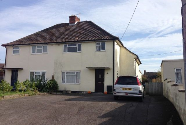 Thumbnail Flat to rent in Windmill Hill Road, Glastonbury