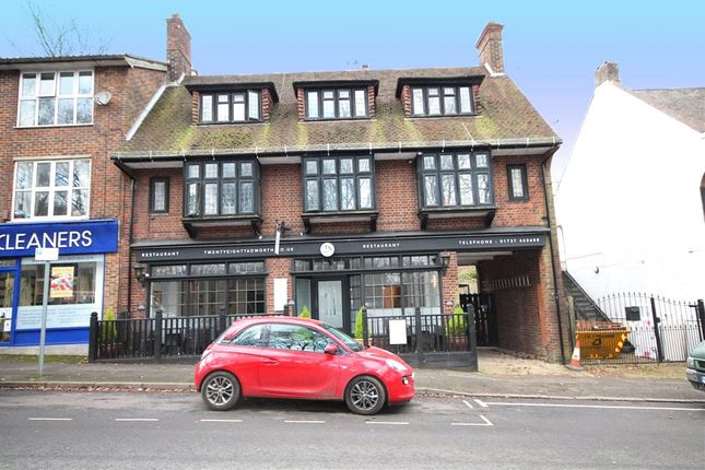 Thumbnail Maisonette for sale in Station Approach, Tadworth