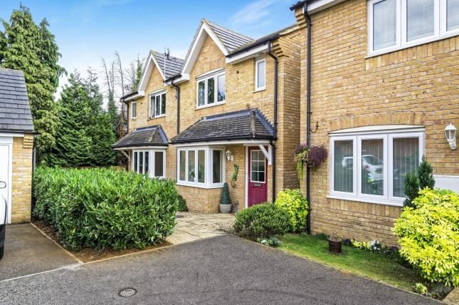 Thumbnail Semi-detached house for sale in Strawberry Fields, Great Barford, Bedford, Bedfordshire