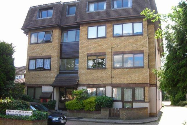 Thumbnail Flat for sale in Rowentree Road, Enfield