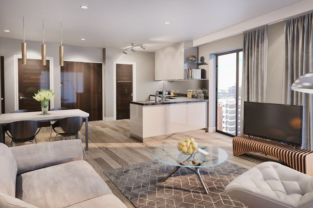 Thumbnail Flat for sale in The Tannery - Bevington Bush, Liverpool