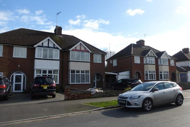 Thumbnail Semi-detached house to rent in Limes Avenue, Aylesbury