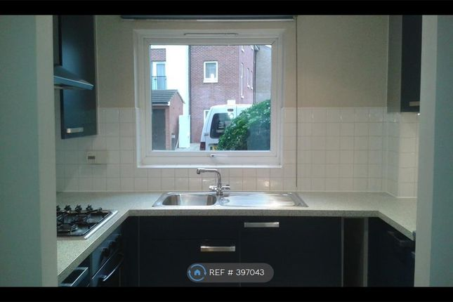 Thumbnail Flat to rent in Burcher Gale Grove, London