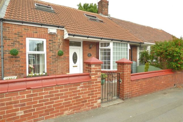 Thumbnail Terraced bungalow for sale in Wood Terrace, Jarrow, Tyne And Wear